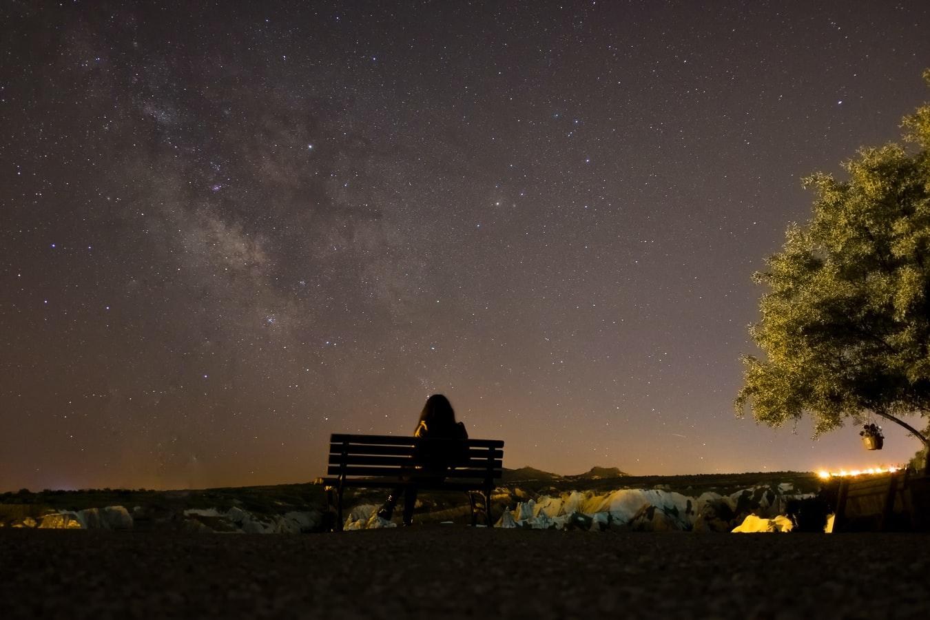 晴れた夜は星を眺めてみる―天体望遠鏡なしのライトな天体観測