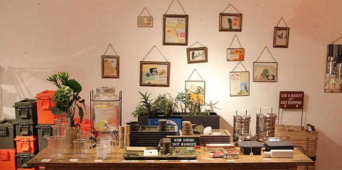 【大阪・堀江】おしゃれなインテリア・雑貨ショップが勢ぞろい!あなたの「好き」がきっと見つかる、インテリアのお店。