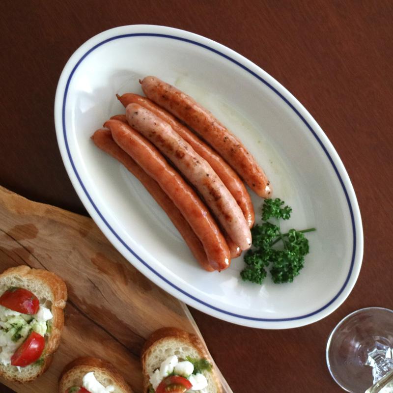 洋食器・大皿|シンプルだけのサマになるオーバルプレート