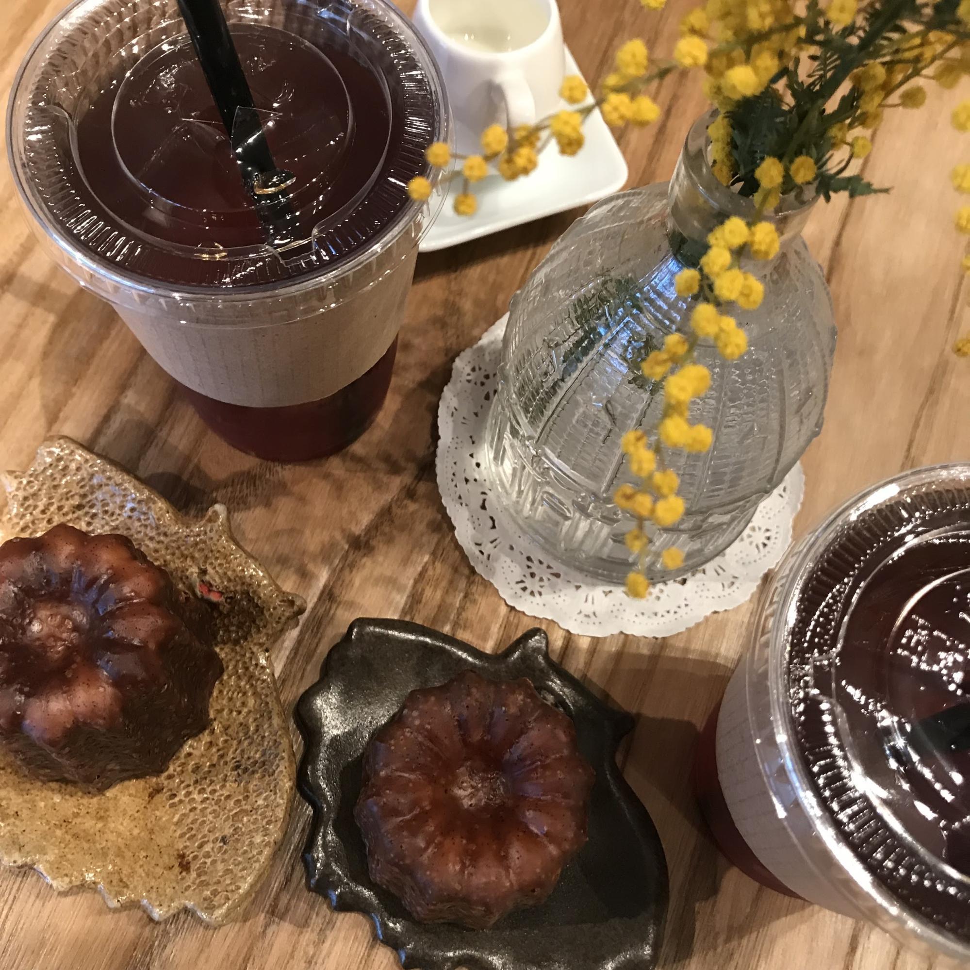 世界の郷土菓子が楽しめるBinowa Cafe