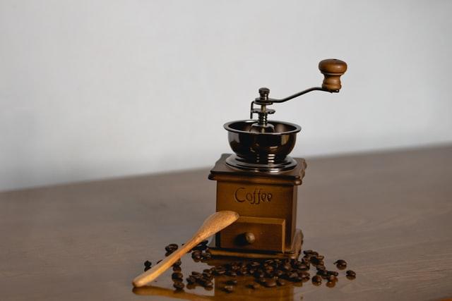 コーヒー豆の挽き具合