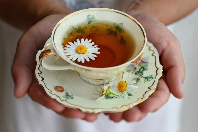 可愛い紅茶