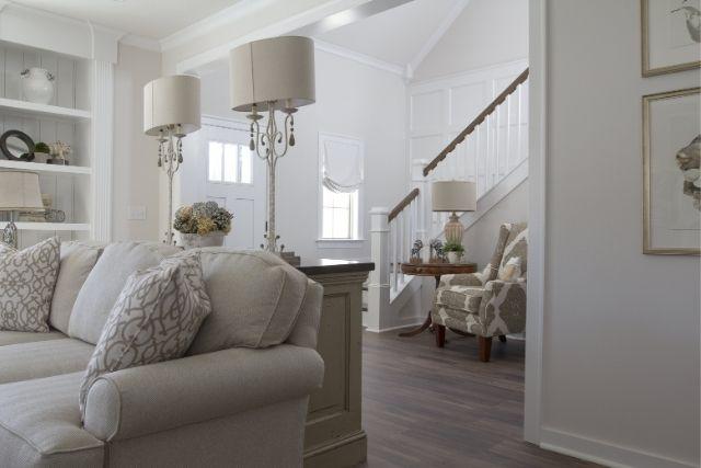 白いおしゃれな部屋