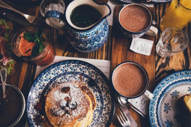 たまには優雅な朝を過ごしてみませんか?おうちで楽しむレトロな朝食