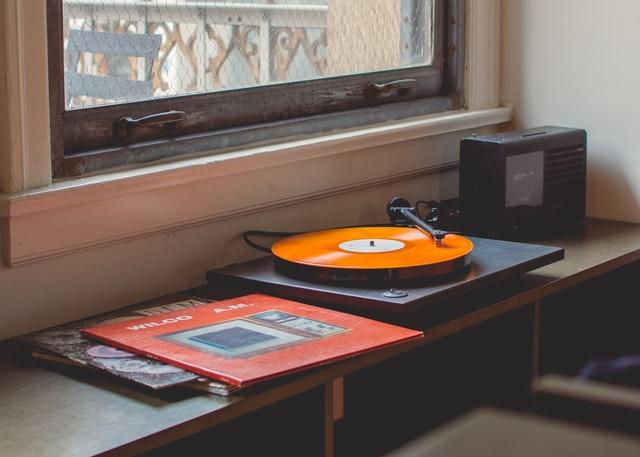 レトロな雰囲気があるレコード