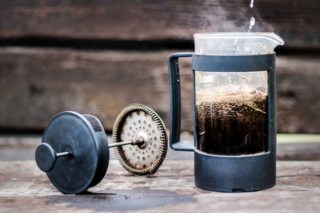 コーヒー初心者の方も簡単にできる!フレンチプレスの淹れ方