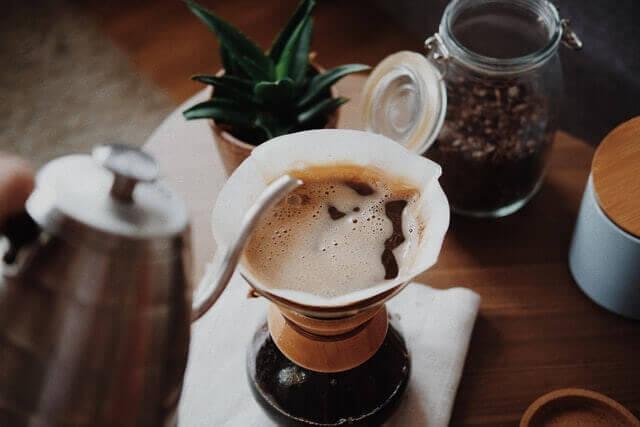 おうちで手軽にできる。おいしいコーヒーの淹れ方