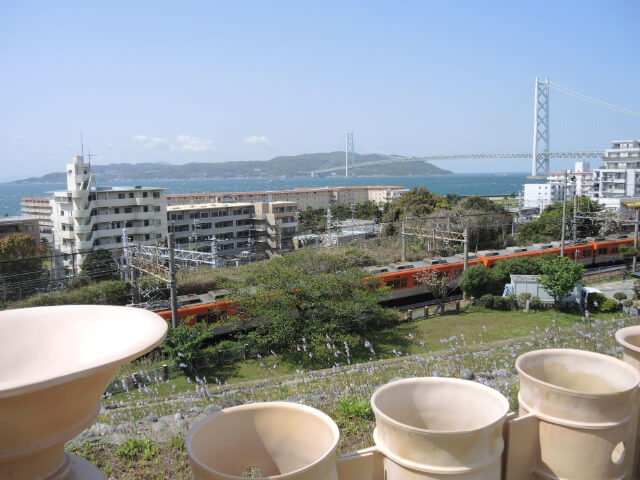 『神戸・垂水』潮風を感じながら     レトロな垂水のまちをぶらり