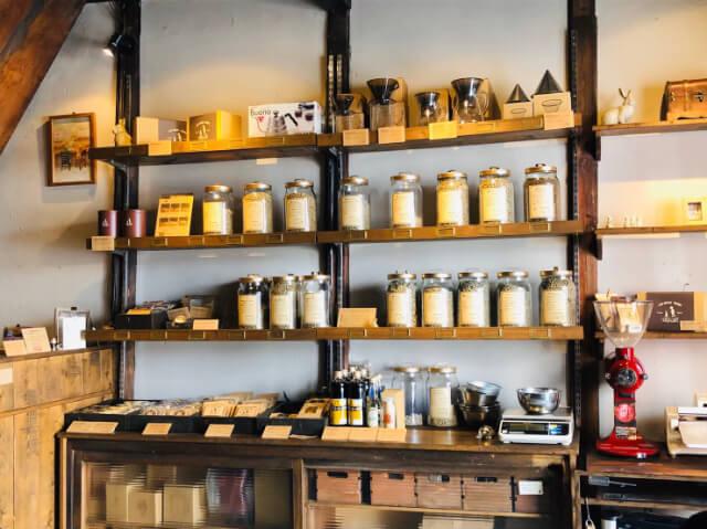自家焙煎コーヒー専門店