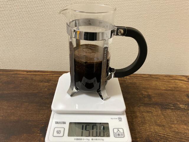 アイスコーヒー抽出