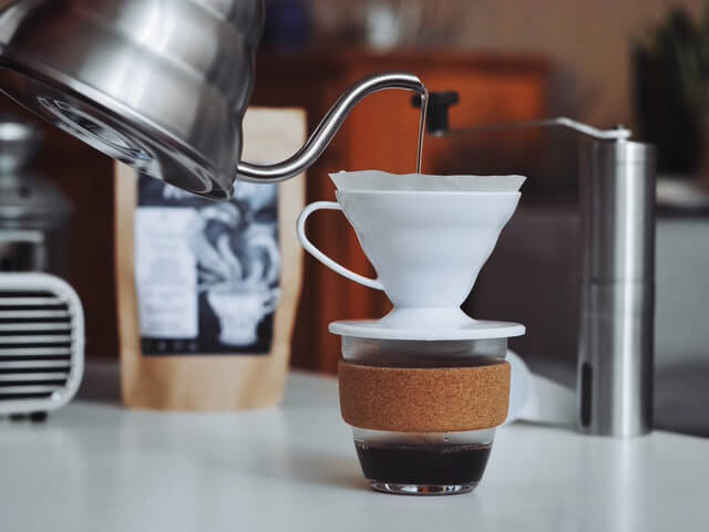アレンジコーヒーでおうちカフェを楽しもう