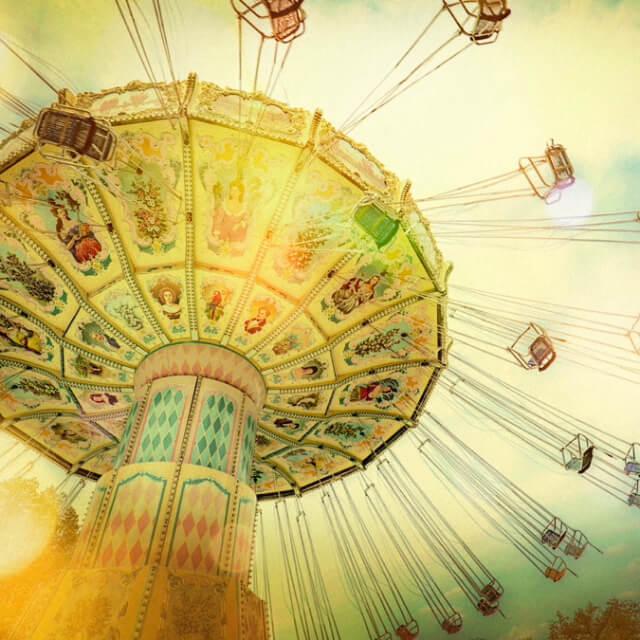 昭和レトロな世界へタイムスリップ♪オトナも楽しめる西武園ゆうえんち