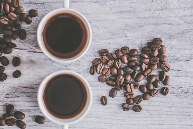 コーヒー豆の味わいの違い