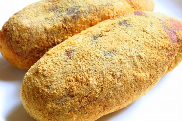 きな粉(揚げパン)